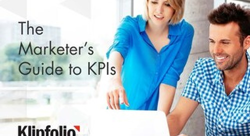 The Marketer's Guide to KPIs