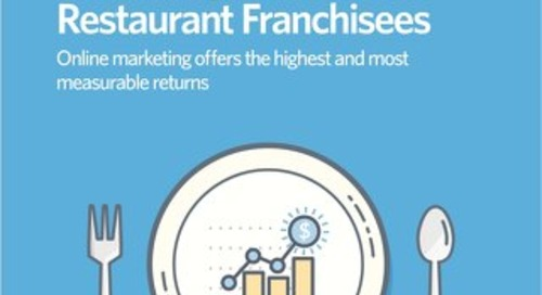 How to Generate More Marketing ROI from Your Restaurant Franchisees