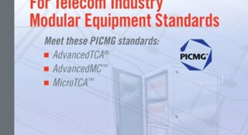 Access Hardware for Telecom Industry Modular Equipment Standards