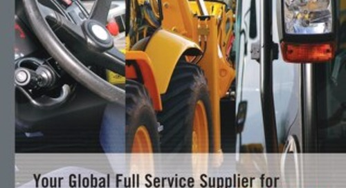 Global Solutions for the Off-Highway Industry