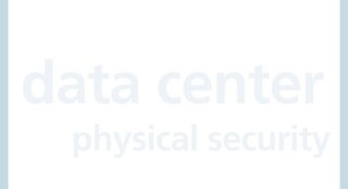 Data Center Physical Security White Paper