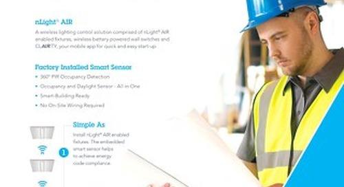 nLight Air Contractor Flyer