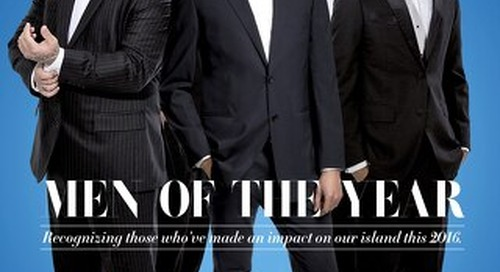 UNO Issue 39 - Men of the Year