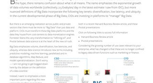 Transforming Your Company into a Data Science-Driven Enterprise