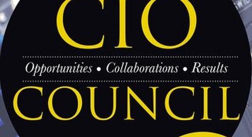 CIO Outcomes 2016