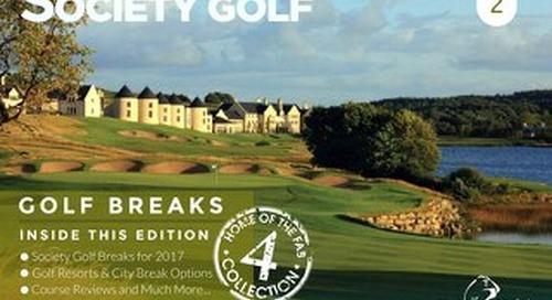 Society Golf Digital Magazine - Issue 2