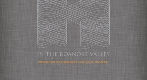 History of Healthcare in the Roanoke Valley