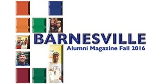 Fall of 2016 Alumni Magazine