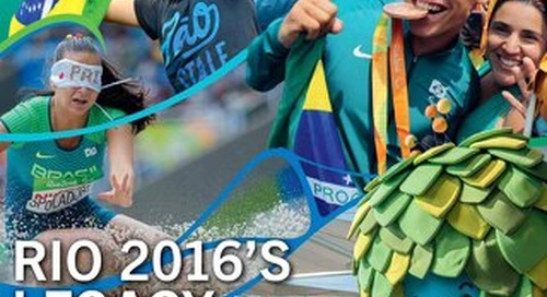 The Paralympian Issue No. 3   2016