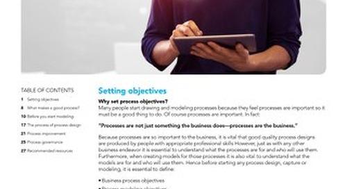 Design & improve processes for digital transformation
