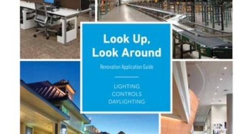 Look Up Look Around Renovation Guide