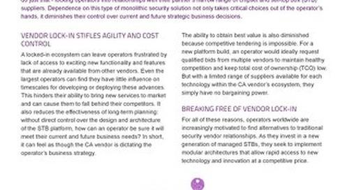 Solution Overview: Irdeto Keys & Credentials