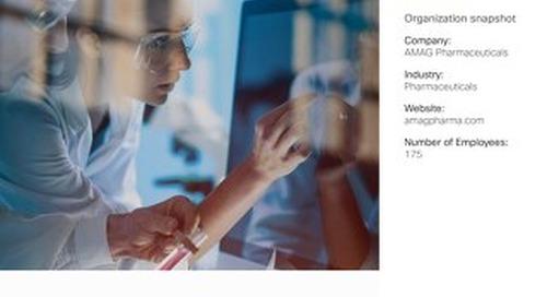AMAG Pharmaceuticals Case Study