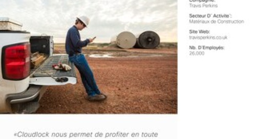 Travis Perkins Case Study – French