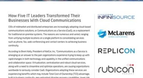 8x8 Leadership Case Study