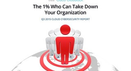 The 1% Who Can Take Down Your Organization
