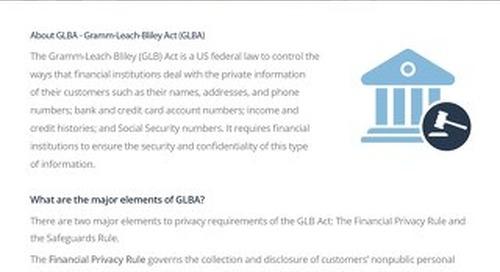 GLBA Compliance Guide