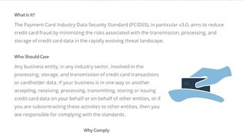 PCI-DSS Compliance Guide
