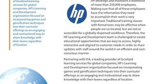 Case-Study Hewlett-Packard 2016