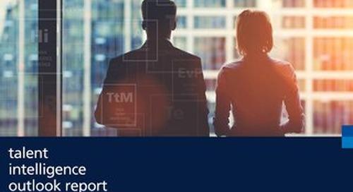 Randstad Sourceright Talent Intelligence Outlook Q4 2016
