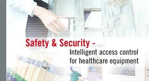 Safety and Security Solutions for Healthcare Equipment