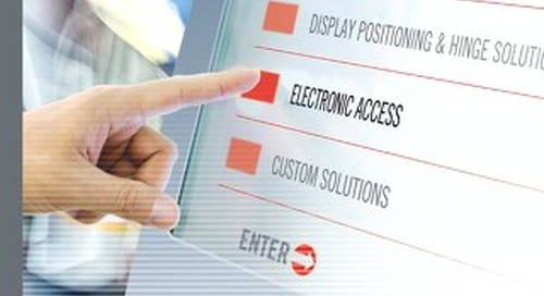 Access Solutions for Self Service Equipment