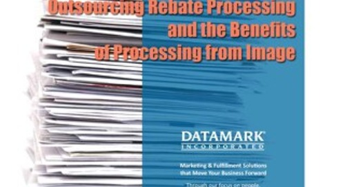 18 file outsourcing rebate processing - Case Study (April 2012)
