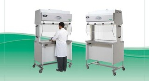 [Brochure] AllerGard NU-620 Containment Animal Transfer Station
