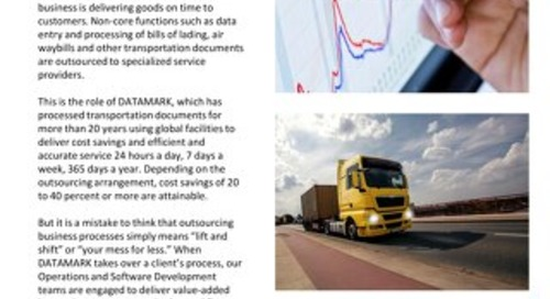 Transportation and Logistics Value-Add Case Study