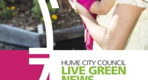 Live Green News - Summer 2016-17