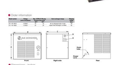 D11 data sheet
