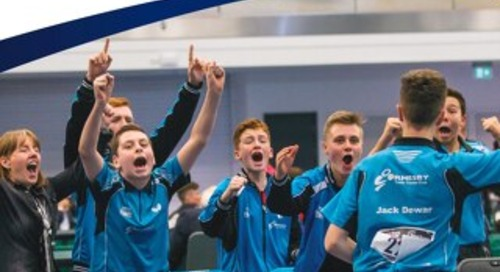 Junior British League 2016-17 Weekend 2