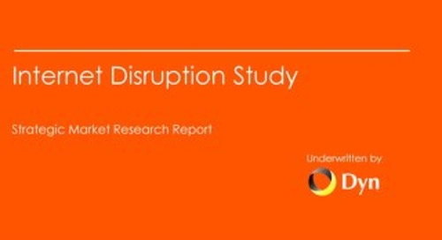 Internet Disruption Study