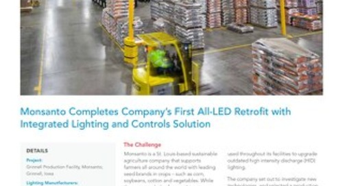 Retrofitting Warehouse Light Fixtures [Case Study]