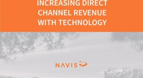 Increase Direct Channel Revenue with Technology
