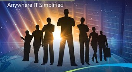 Global Services - Anywhere IT Simplified