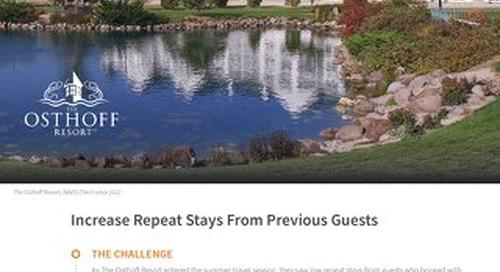 The Osthoff Resort Case Study