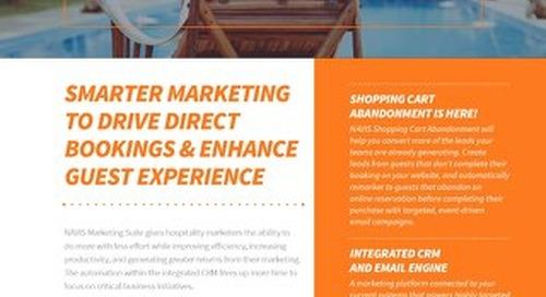 NAVIS Marketing Suite Brochure