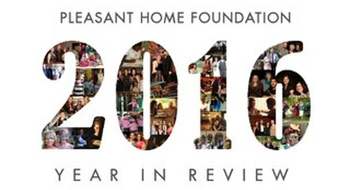 Pleasant Home Annual Report 2016