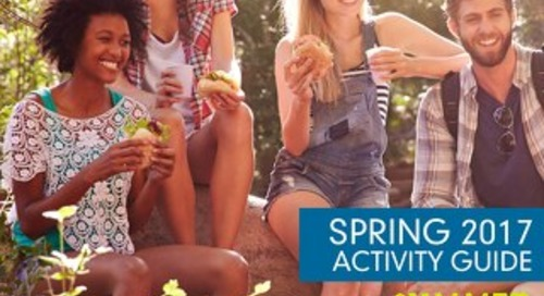 Spring 2017 - Roanoke Parks and Recreation Activity Guide