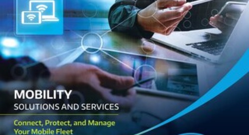 Connection Mobility Solutions and Services