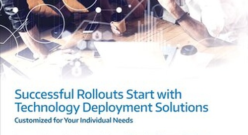 Connection Tech Deployment Solutions