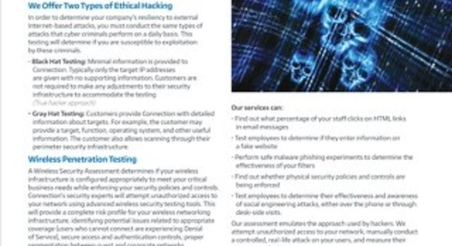 Threat Assessment Services