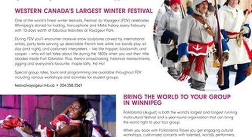 Winnipeg Tour Connection Messenger Winter 2017