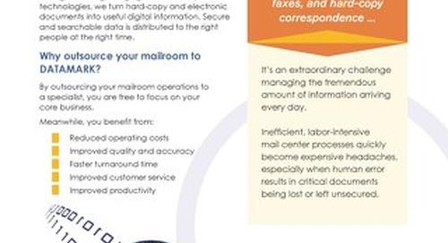 Digital Mailroom Brochure