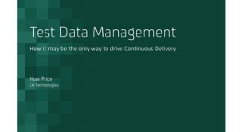 Test-Data-Management