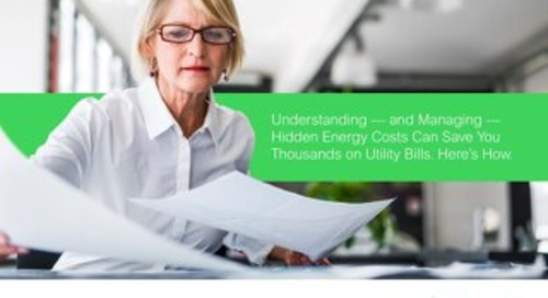 Managing Hidden Energy Costs