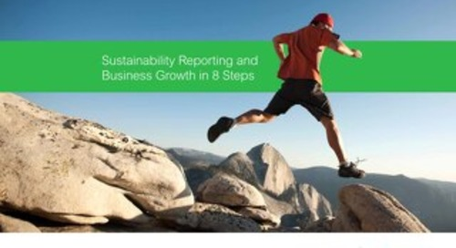 8 Steps to Sustainability Reporting