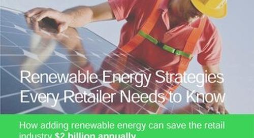 Renewable Energy Strategies Every Retailer Needs to Know