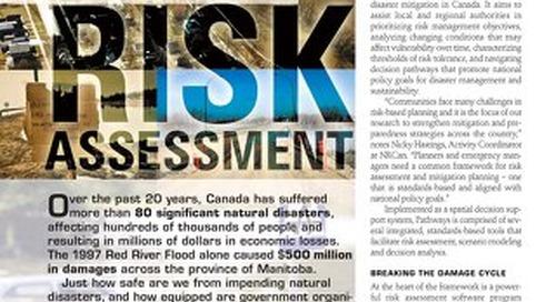 Building Safer Communities Through Integrated Risk Assessment